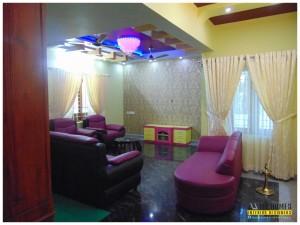 kerala living room interiors