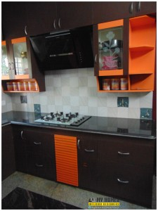 kitchen design in kerala