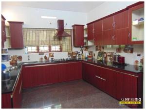 kitchen design kerala