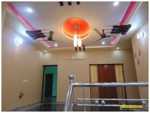 living room designs in kerala