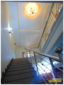 staircase design kerala