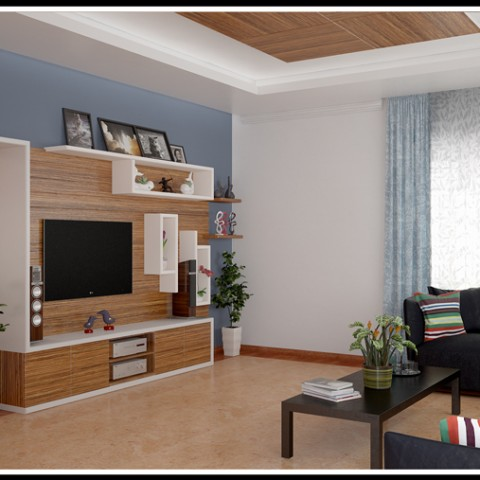 Kerala interior design ideas from designing company thrissur - House interior design pictures living room ...