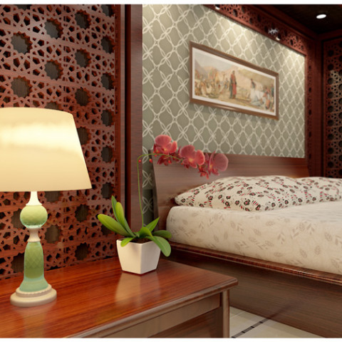 traditional bedroom design kerala style