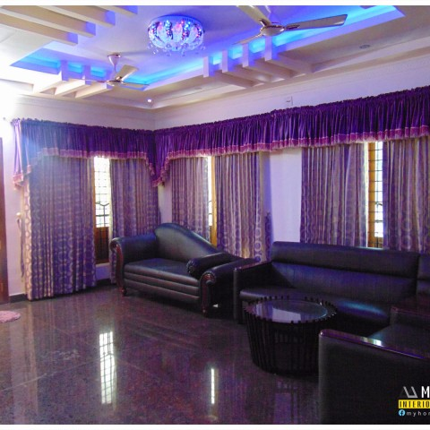moderns kerala living room designs images