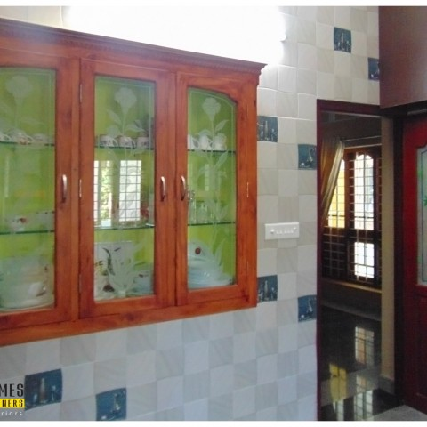 showcase design kerala